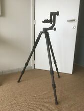 BENRO Carbon Tripod C-397M8 with Gimbal head GH-2 & Ball head B-2 Top condition