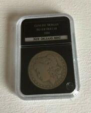 1886-O GENUINE MORGAN SILVER DOLLAR