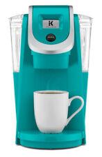Keurig K200 Certified Refurbished Coffee Maker - Turquoise