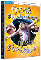 Frank Sidebottom's Fantastic Shed Show DVD (2010) Chris Sievey cert E ***NEW***