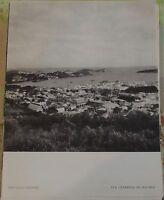 1954 Nouvelle-Calédonie vue générale de Nouméa