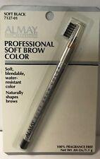 Almay Proffessional Suave Cejas Color Negro Suave 7127-01 por favor Leer Debajo