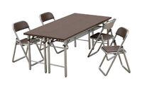 Hasegawa FA02 Miniature Meeting Room Desk and Chair 1/12 Plastic Model Kit