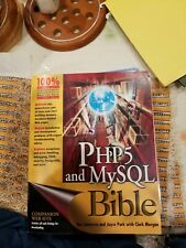 Php5 And Mysql Bible Paperback