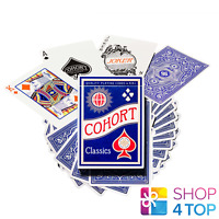 BLUE COHORT VINTAGE CASINO ELLUSIONIST PLAYING CARDS DECK NEW