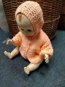 "Vintage  pedigree talking doll 18"" T973"