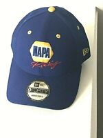 Nascar Chase Elliott #9 Sponsor Uniform Hat 2018 NAPA RACING color BLUE