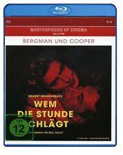 Mediabook A QUIEN LA STUNDE GOLPEA Ingrid Bergman GARY COOPER Tamiroff BLU-RAY