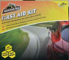 ARMOR ALL 130-Pc., First Aid Kit - SHIPS FREE!