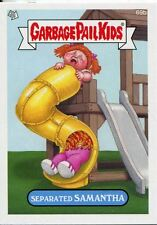 Garbage Pail Kids Mini Cards 2013 Base Card 69b Separated SAMANTHA