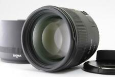 Sigma 85mm f/1.4 DG EX HSM for Sony Alpha α a Minolta from Japan 2406