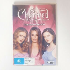 Charmed Season 4 TV Series DVD Region 4 AUS - Fantasy Scifi