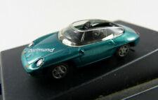 "Porsche Panamericana ""Dortmund 91"" r+h in PC-Vitrine 1:87 H0 ohne OVP [BA13]"