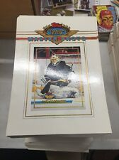 1993-94 Stadium Club Master Photos Winners #12 Tom Barrasso Lot Of 250 Penguins