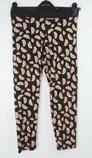 Primark Stretch Work Out Leggings Watermelon Print UK 14