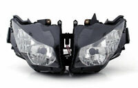 LED Gruppo ottico faro fanale anteriore Per Honda CBR1000RR 2012-2016 Chiaro