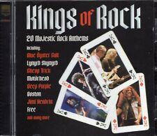 Kings Of Rock 70s Rock Anthems CD (Thin Lizzy/Lynyrd Skynyrd/Gillan/Boston/Free)