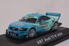 Schuco 1:43 - ABT Audi TT-R 2004 MEDLEY GENÉRICOS #9 X./X. & Guto NEGRÃO 1/888