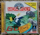 Hasbro Interactive Monopoly 1997, Pc Computer Game Cd-rom