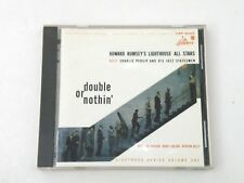 HOWARD RUMSEY'S LIGHTHOUSE ALL STARS - DOUBLE OR NOTHIN' - CD JAPAN 1991 NO OBI