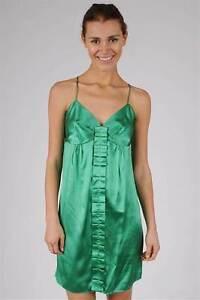 Kachel Erika Silk Dress Size 14 RRP $159