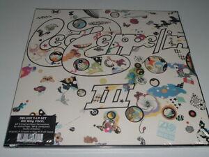 LED ZEPPELIN -  LED ZEPPELIN III - 2 x 180g Vinyl LP, Deluxe Edition (2014)