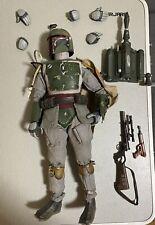 Star Wars The Empire Strike Back 12 Inch Mms Boba Fett Deluxe Ver. Hot Toys