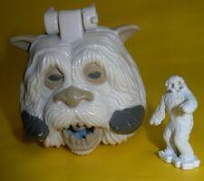 WAMPA Luke Skywalker Hoth Star Wars Micro Machines TRANSFORMING MINI HEAD Set
