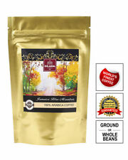 100% PURE AUTHENTIC JAMAICA BLUE MOUNTAIN COFFEE IN A POUCH - FRESHLY ROASTED