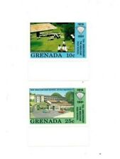 Grenada - 1991 - 75 Years Anglican High School - Set Of 2 Stamps - Mnh