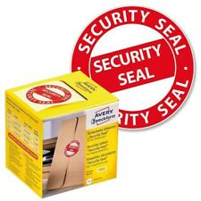 """Original Avery Security Labels """" Security Seal"""" 7312. NEW! GOOD PRICE!"""
