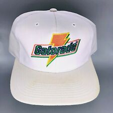 Vintage 90's Gatorade Sports Specialties Snapback Trucker Hat Drink Cap