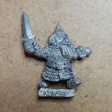 Citadel Warhammer Fantasy NANI nordici rorik lizardslice-Metallo-SMONTATA