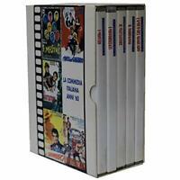 La commedia italiana anni 60 - Box 5 DVD DL006052