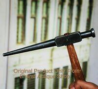 Black High Quality Woodpecker Iron Blacksmith Hammer Tinsmith Useful Item