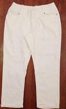 Pumpkin Patch – Summer Cruise White Denim Maternity Jeans - BNWT– Size 16 / XL