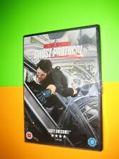 Mission: Impossible - Ghost Protocol (DVD, 2013); Tom Cruise; New - FREEPOST