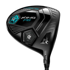 Cobra F8 Ladies Black Driver Adjustable Aldila NV Blue RH NEW 10628