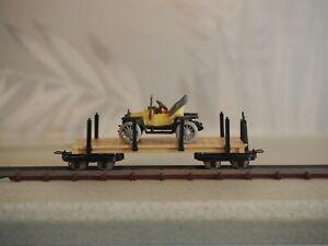 Egger Bahn HOn30 Goods Wagon