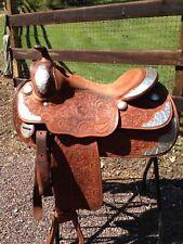 New listing Bob's Custom Silver Show Saddle