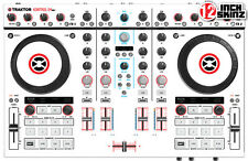Native Instruments Kontrol S4 MK2 Skin white black