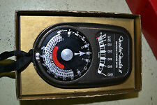 Vintage WESTON MASTER 2  EXPOSURE Light  Meter  IN BOX