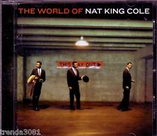 NAT KING COLE World Of CD Classic 50s 60s R&B Greatest Anthology ONLY PAPER MOON