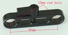 15mm rod Clamp For Rail System Follow Focus DSLR Rig system