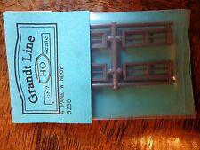 Grandt Line HO #5250 Windows /Double-Hung Four-Pane (8)