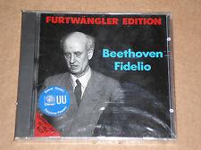 LUDWIG VON BEETHOVEN (WILHELM FURTWANGLER) -FIDELIO OP.72- CD SIGILLATO (SEALED)