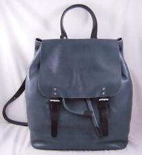 Orla Kiely Stem Punched Leather Bridget Bag Storm
