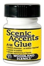 Woodland Scenics C198 Scenic Accent Glue 1.25 oz - NIB