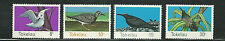 1977 Birds of Tokelau Islands  set of 4 Complete MUH/MNH  Sold as per Scan