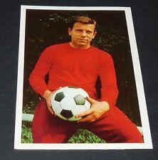 STEFFEN FORTUNA DÜSSELDORF FUSSBALL 1966 1967 FOOTBALL CARD BUNDESLIGA PANINI